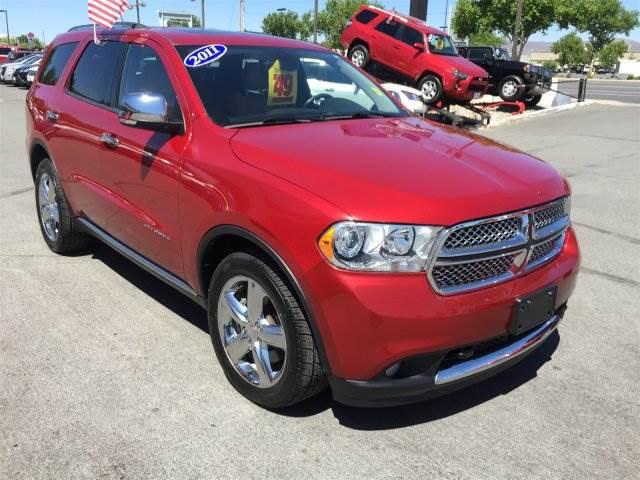 2011 Dodge Durango Citadel Reno Tahoe Auto Group