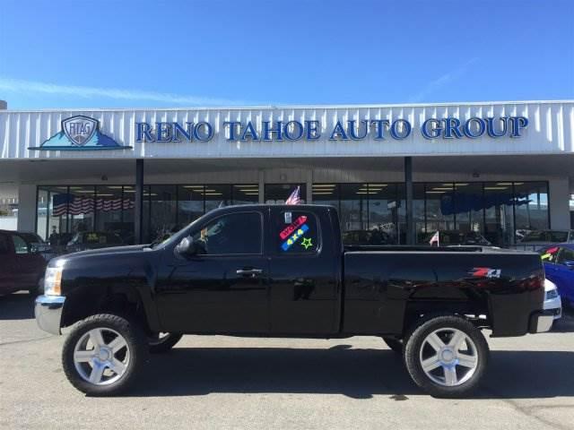 2013 Chevrolet Silverado 1500 Reno Tahoe Auto Group
